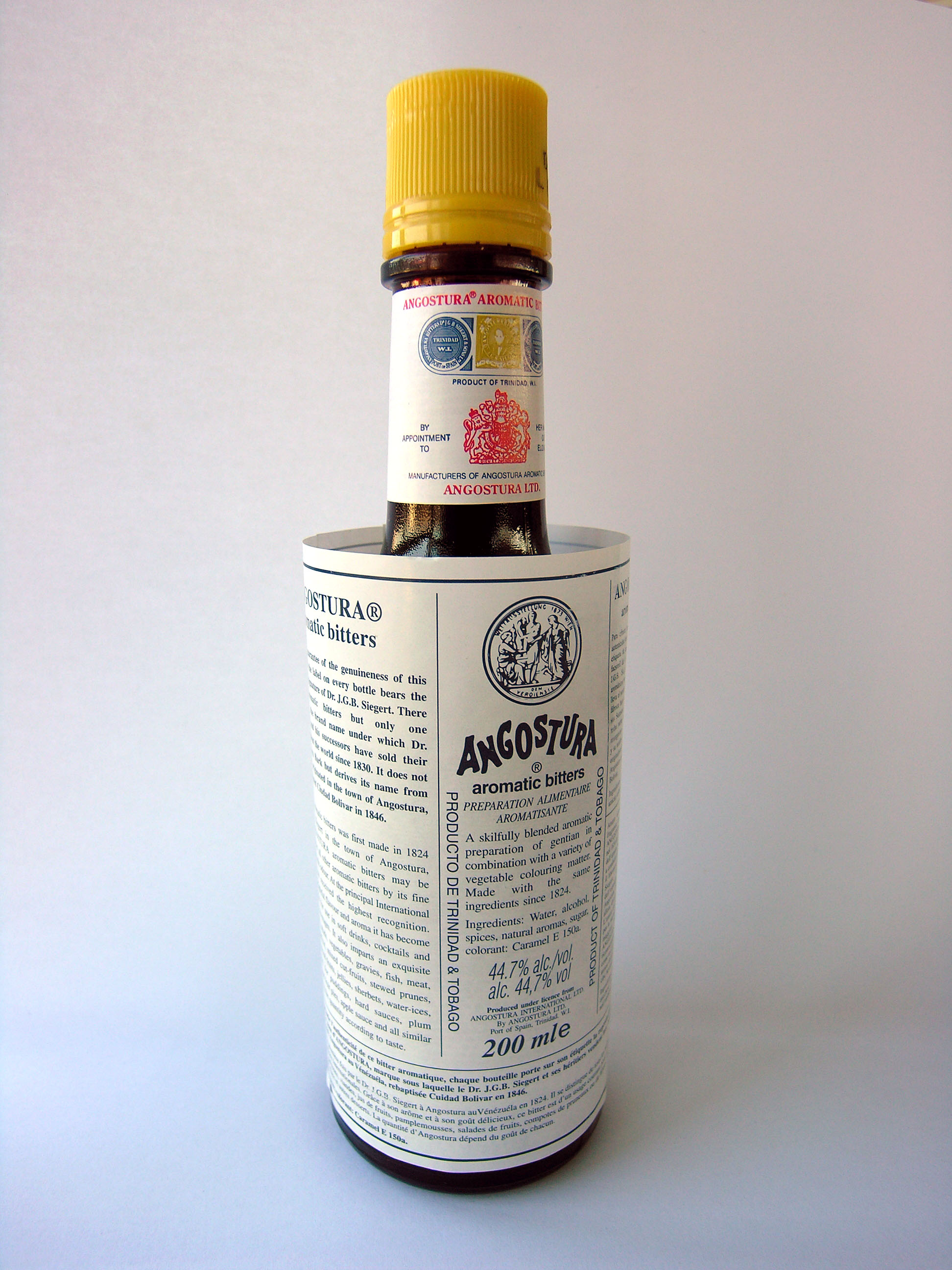 Angostura Bitters - The Restaurant Manifesto